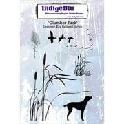 """IndigoBlu Cling Mounted Stamp, 5"""" x 4"""""""