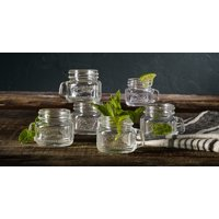 Mason Craft & More 2 ounce Shot Glass Set, 12 Pack
