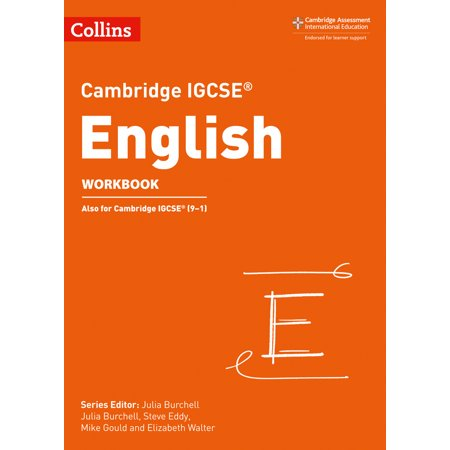 Cambridge Igcse(r) English Workbook (Third Edition,