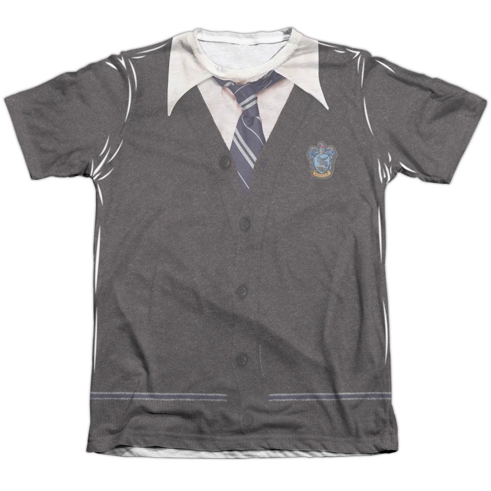 Personalised Harry Potter in Hogwarts Uniform Full Color Sublimation T Shirt