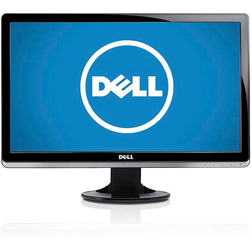 "21"" Dell Ultra-Slim 1920x1080 VGA DVI Monitor LED S2230MX"