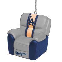 Los Angeles Dodgers Reclining Chair Ornament - No Size