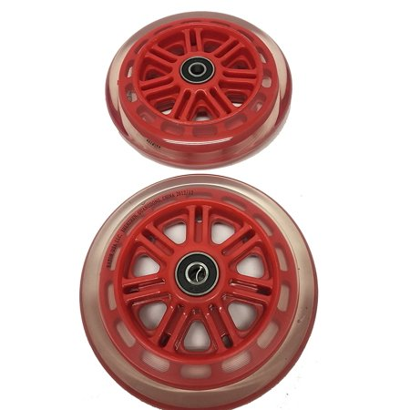 Kick Scooter 125mm Wheels (Red), MFG Part Number: 13014260058 By Razor