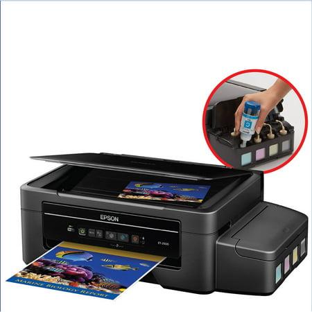 Epson Expression ET-2500 EcoTank All-in-One Printer/Copier/Scanner