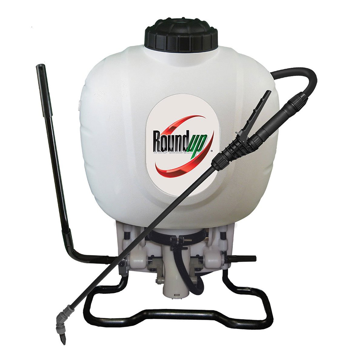 Roundup 4-Gallon Backpack Sprayer