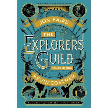 The Explorers Guild : Volume One: A Passage to Shambhala - The Guild Halloween