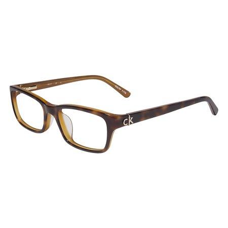 Calvin Klein CK5691 Eyeglasses 219 Havana Amber