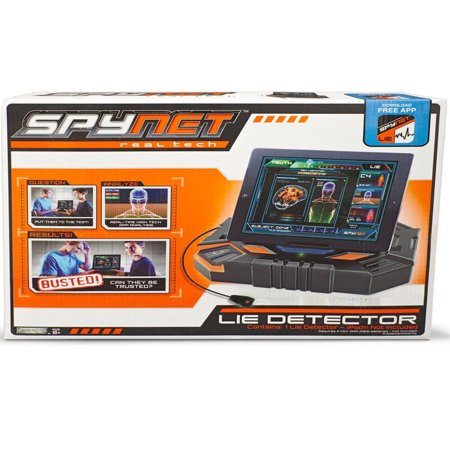 005d3b37fffa36 Spy Net Lie Detector - Walmart.com