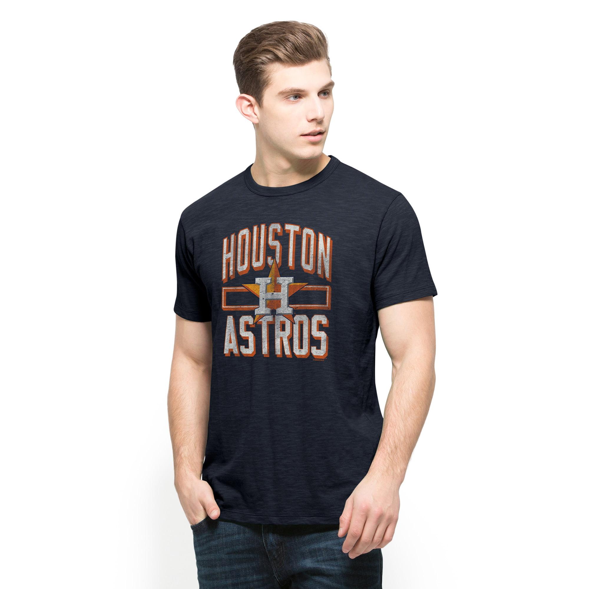 Houston Astros '47 Scrum T-Shirt - Navy