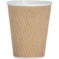 Genuine Joe Ripple Hot Cups