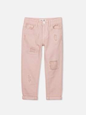 Cotton On Kids Girls 2T-10 India Slouch Jeans