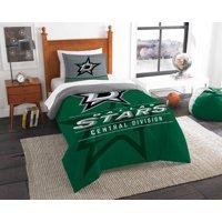 Dallas Stars The Northwest Company NHL Draft Twin Comforter Set