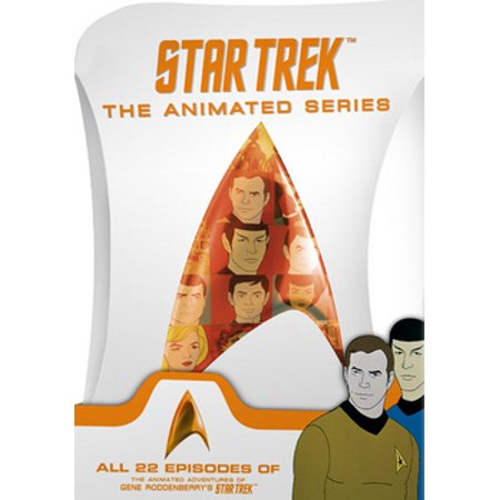Star Trek: The Animated Series (DVD) (Best Animated Tv Shows)
