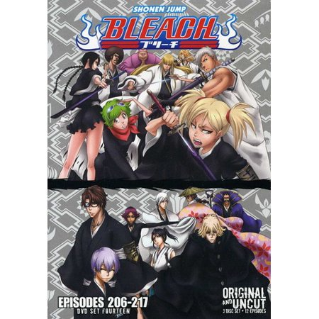 Bleach: Uncut Set 14