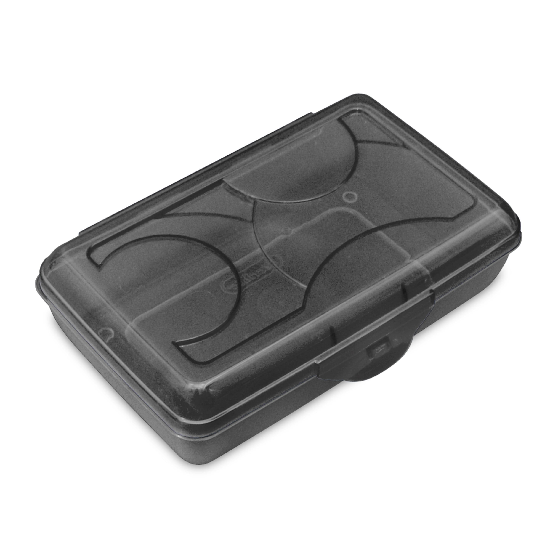 Sterilite Pencil Box Black Tint