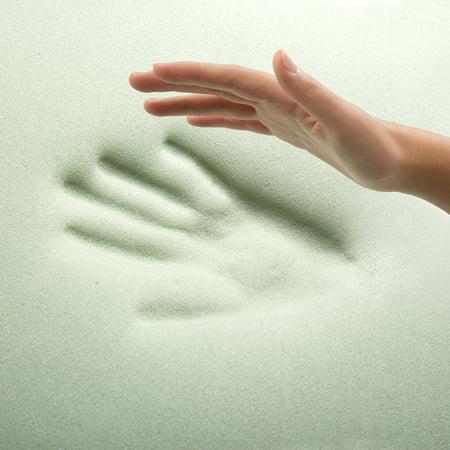 "Slumber 1 by Zinus - Pressure Relief Memory Foam Hybrid Mattress, 10"", Full"