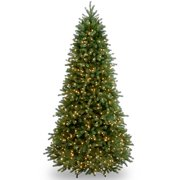 national tree pre lit 7 12 feel real - Skinny Christmas Trees