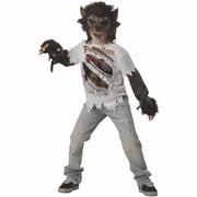 Werewolf Child Halloween Costume