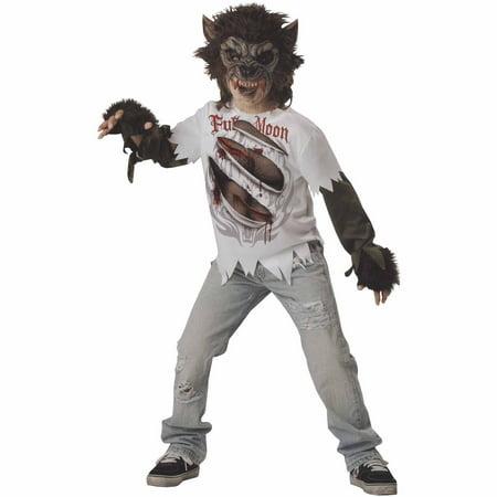 Werewolf Child Halloween - Werewolf Halloween Costume For Men