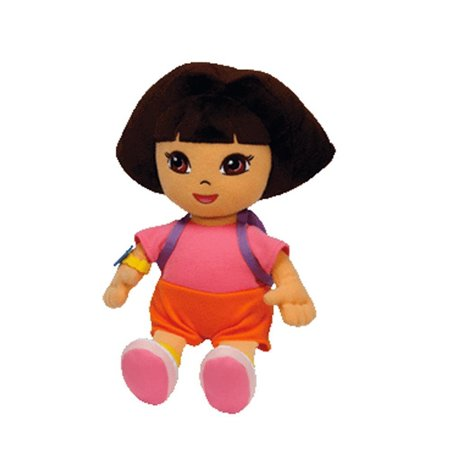 Ty Beanie Baby Dora the Explorer (Styles and Colors may