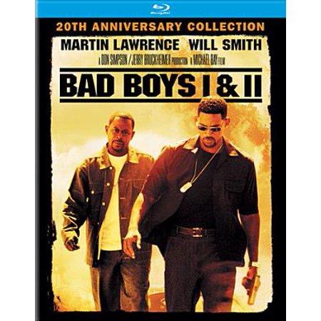 Bad Boys 1 & 2 (Blu-ray) - Movie Boys