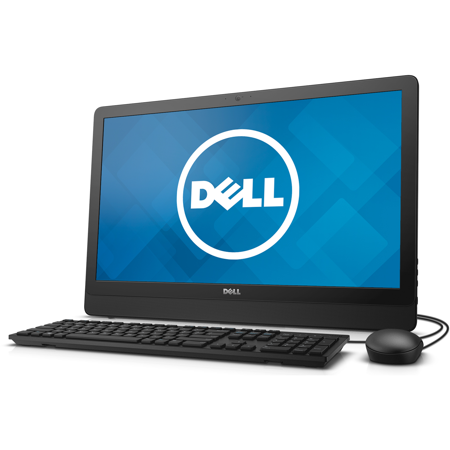 "Dell Inspiron - 23.8"" - All In One - J3710 - 4GB - 1TB - Black"