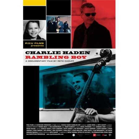 Pop Culture Graphics MOVGB50253 Charlie Haden Movie Poster, 11 x 17 - image 1 of 1
