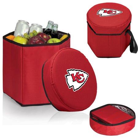 - Kansas City Chiefs 12 Quart Bongo Cooler - Red - No Size
