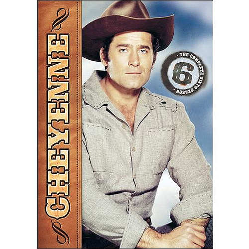 Cheyenne: The Complete Sixth Season DVD Movie 1961-62