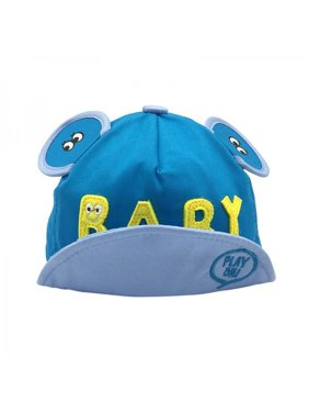 Funcee Spring Summer Baby Kids Adjustable Baseball Caps Sun Hat