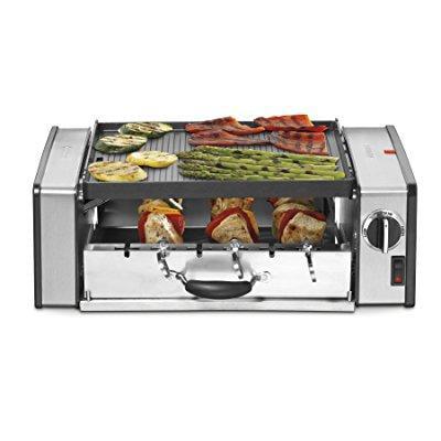 Cuisinart GC-15 Griddler 1000-Watt Compact Grill Centro D...