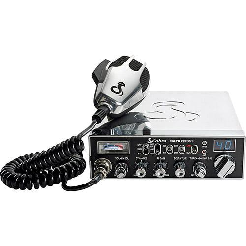 Cobra Chrome CB Radio