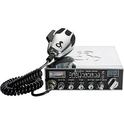 Cobra Chrome CB Radio