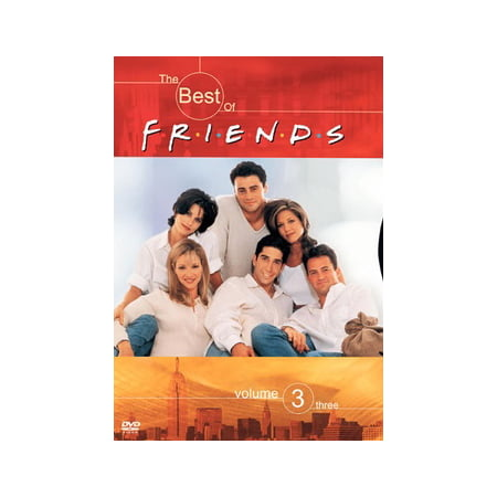 The Best Of Friends Vol. 3 (DVD) (Best Mtv Videos Of The 80's)