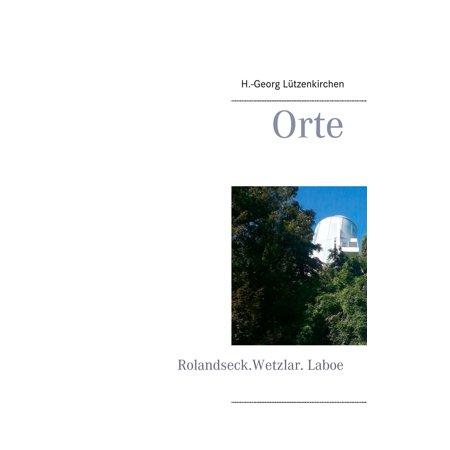 Orte - eBook (Sonnenbrille Orte)