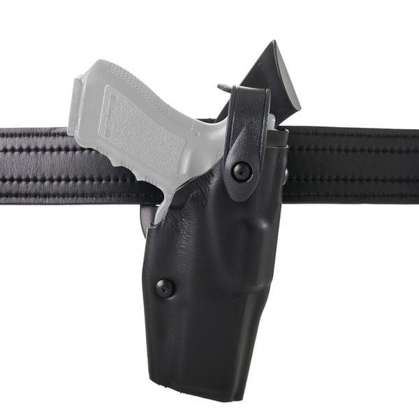Safariland 6360-283-61 Duty Holster Plain Black RH Fits Glock 19 by SAFARILAND