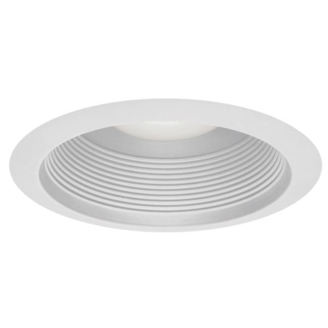 Nicor Lighting 17550ACLP 6 In. White R30 AT Cone BFF Clip - image 1 de 1