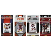 CandICollectables COYOTES313TS NHL Phoenix Coyotes 3 Different Licensed Trading Card Team Sets