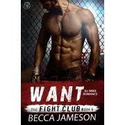 Want - eBook