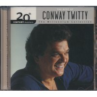 Conway Twitty - 20th Century Masters: The Millennium Collection: The Best Of Conway Twitty (CD)