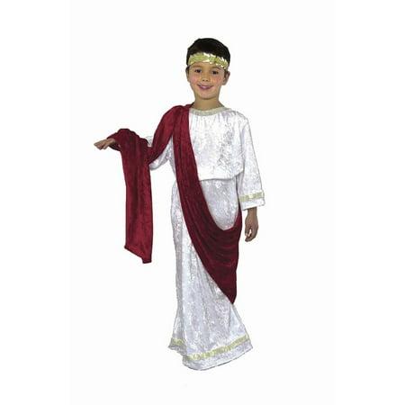 Boys Julius Caesar Costume