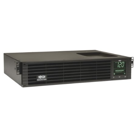 Tripp Lite 1000VA Smart UPS Back Up, Sine Wave, 800W Line-Interactive, 2U Rackmount, LCD, USB, DB9