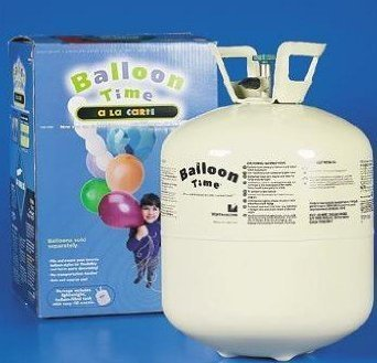 Party Favors Supplies Large Helium - Helium Tank Party City