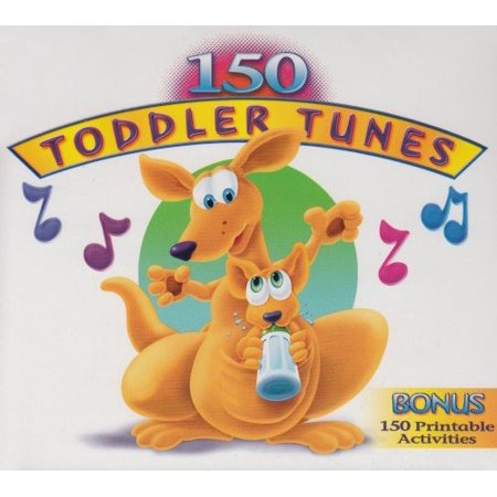 150 Toddler Songs (Digi-Pak) (CD)