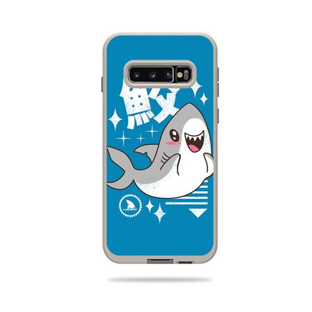 Skin For Lifeproof Fre Case Samsung Galaxy S10 Shark