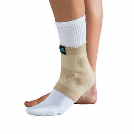 DonJoy Advantage Deluxe Elastic Ankle, Tan Deluxe Ankle Support