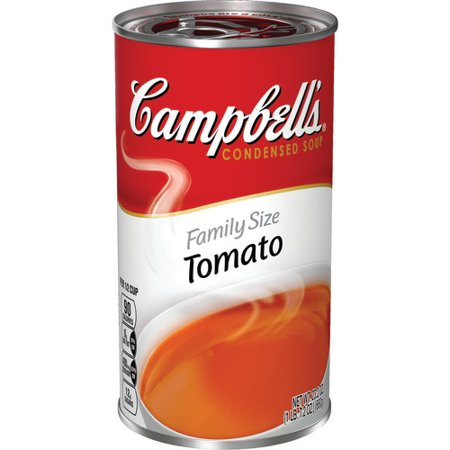 Campbell's Condensed Family Size Tomato Soup, 23.2 oz.