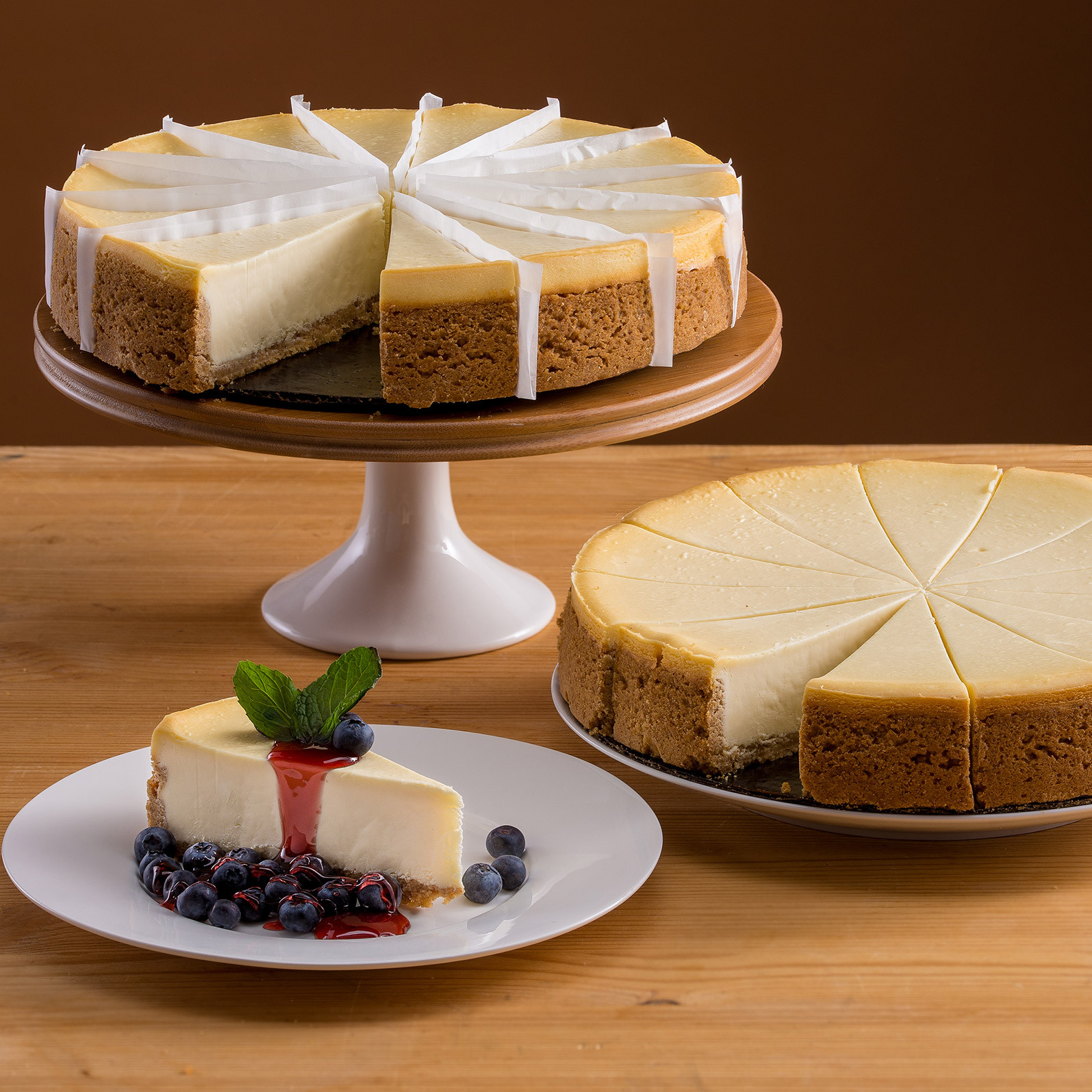 Davids Cookies New York Style Cheesecake 2-count by