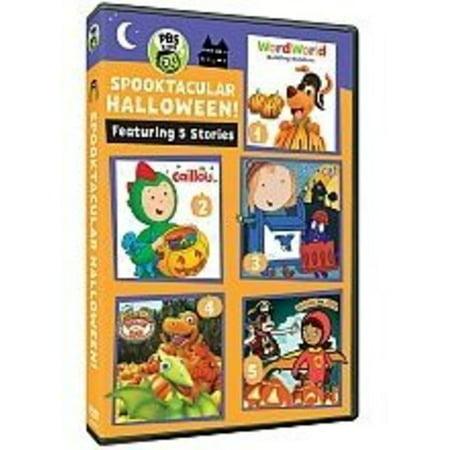 Spooktacular And Other Halloween Words (Spooktacular Halloween (DVD))