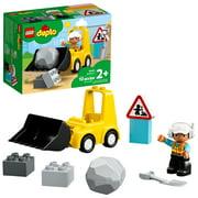 LEGO Duplo Town Bulldozer 10930 Building Set (10 Pieces)